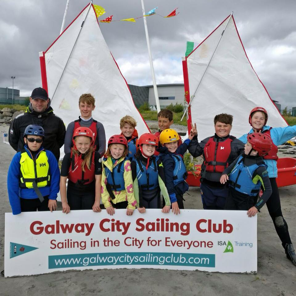 Sailing Instructors wanted Galway City Sailing Club