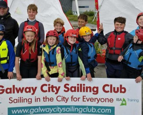 Junior Sailing Courses Galway
