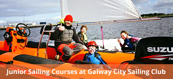 Summer Sailing Courses Galway City