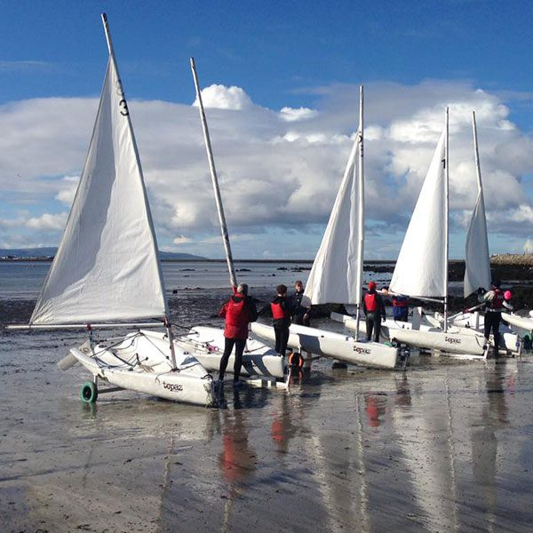 Adult Sailing Courses - Galway City Sailing Club