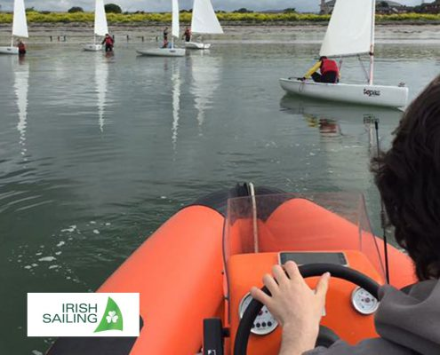 Irish Sailing Accredited Powerboat Course