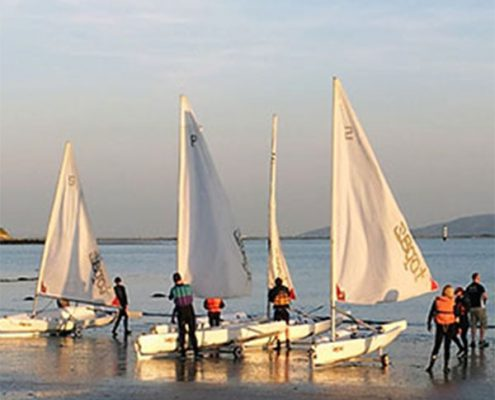 Sailing Courses - Galway City Sailing Club