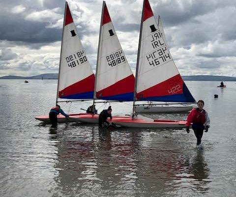 Junior Sailing Courses at Galway City Sailing Club