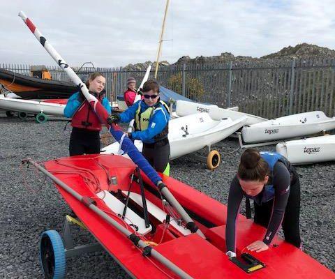 Jnior Sailing Courses Galway