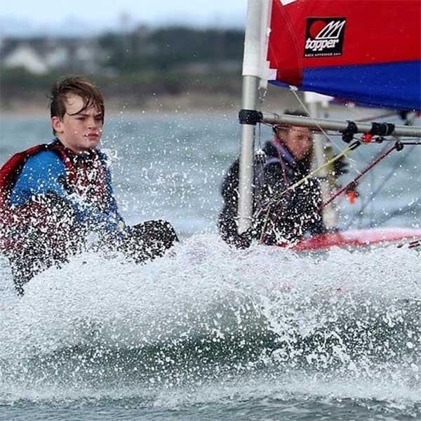 Junior Coaching - Galway City Sailing Club