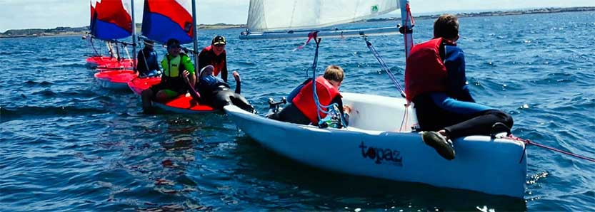 Junior Coaching - Galway City Sailing Club