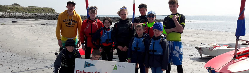 Junior Sailing Courses - Galway City S