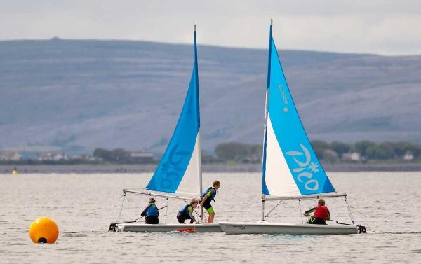 Galway City Sailing Club Camp July 2020