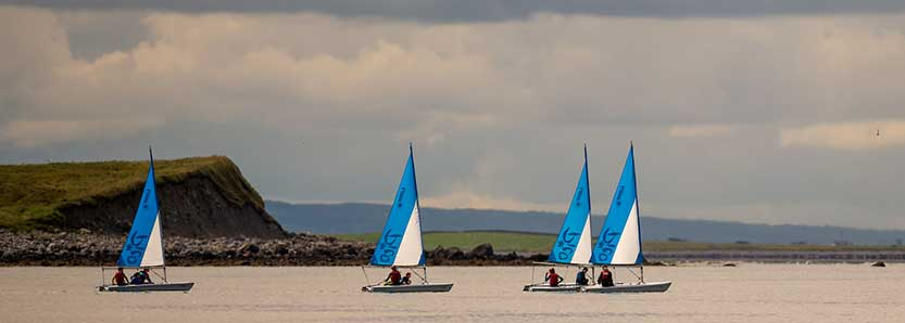 Junior Pathway Sail Coaching Programme - Galway City Sailing Club