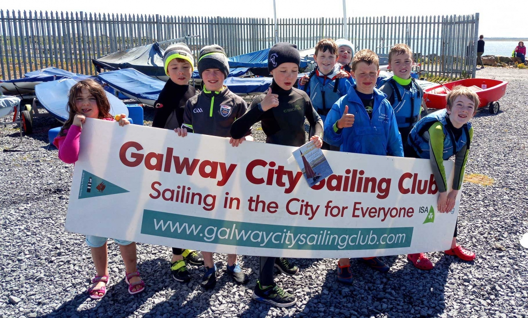 Summer Sailing Courses at Galway City Sailing Club