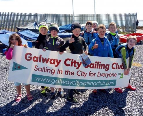 Summer Sailing Courses at Galway City Sailing Club
